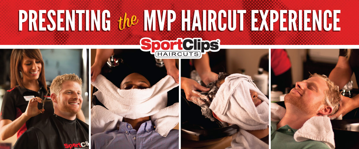 The Sport Clips Haircuts of Wichita Crossing MVP